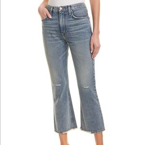 NWT JOIE High Rise Cropped Jeans!